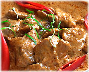 Thai Food Recipe | Beef Panaeng